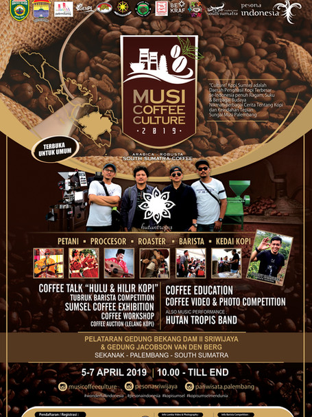 MUSI COFFEE CULTURE 2019
