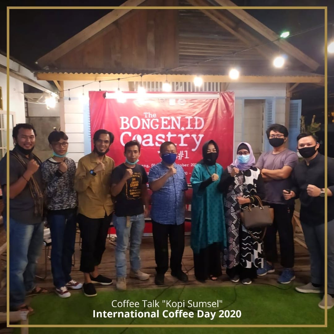 Coffee Talk International Coffee Day 2020