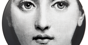 Famous designs of Fornasetti