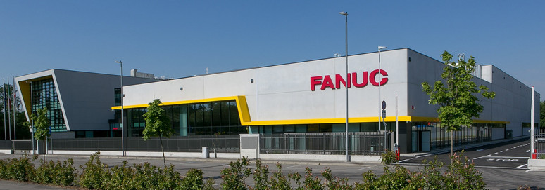 NEW FANUC HEADQUARTER
