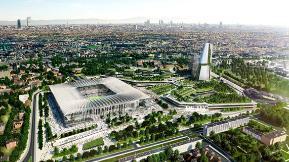 THE CATHEDRAL: A NEW STADIUM FOR MILANO