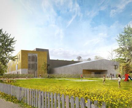 NEW SCHOOL IN MILAN: VIA STROZZI