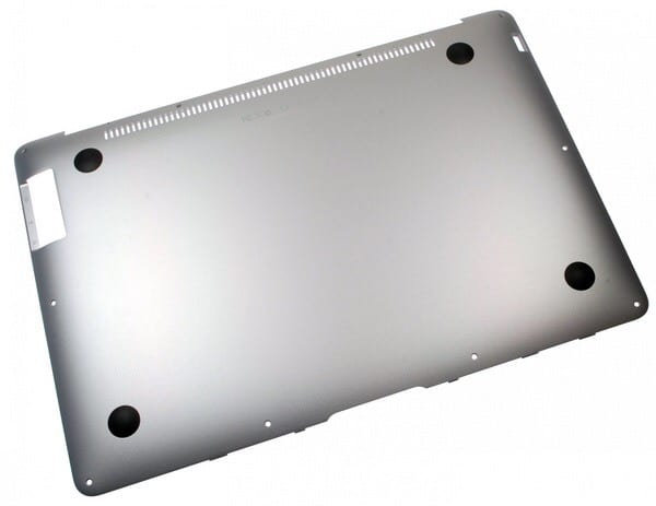 Задняя крышка MacBook Air (конец 2008 - середина 2009)