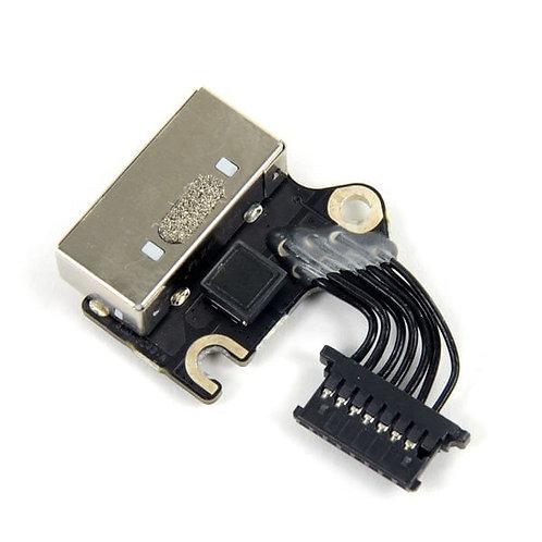 Шлейф разъема зарядки MacBook Pro 13 (середина 2012 - начало 2013)