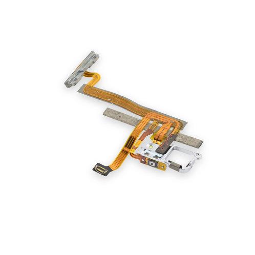 Шлейф кнопка включения + громкости iPod Touch 5th Gen