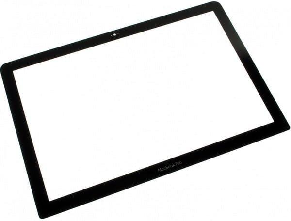 Стекло дисплея MacBook Pro 13  (модель - A1278)