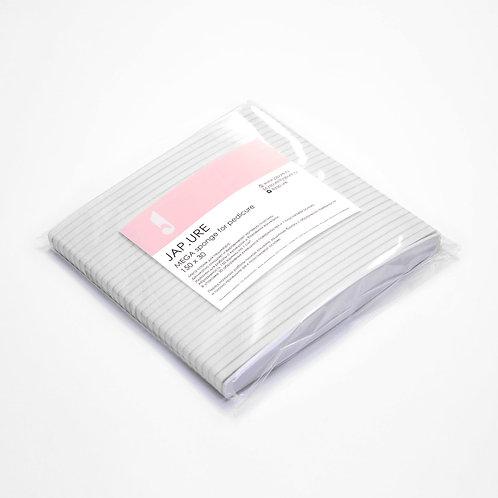 MEGA sponge for pedicure / Мега спонж для педикюра (абразивность 150 единиц)