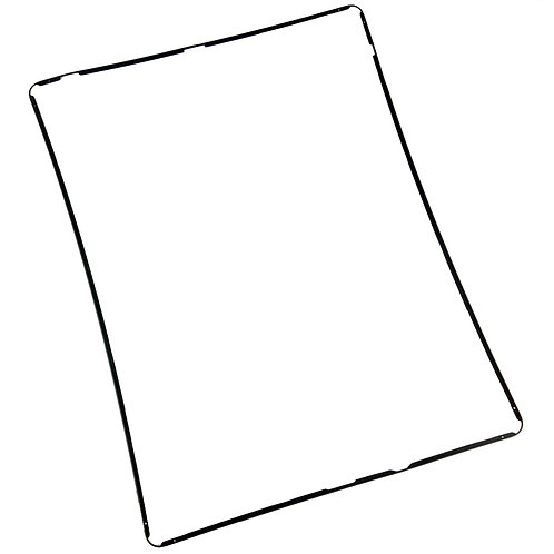 Пластиковая рамка тачскрина iPad 2