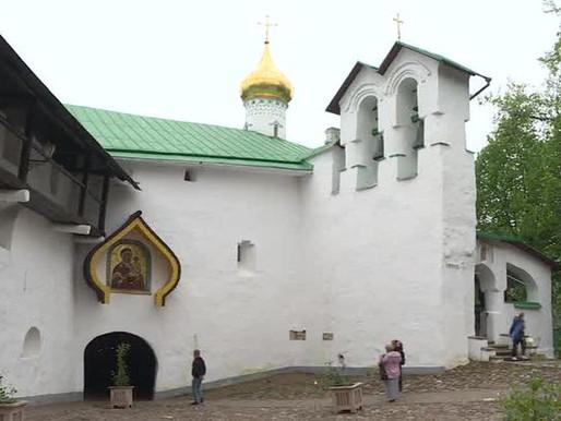 Специалисты высоко оценили проект реставрации Никольской церкви Псково-Печерского монастыря