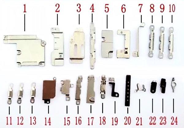 24pcs in one iPhone 6Plus
