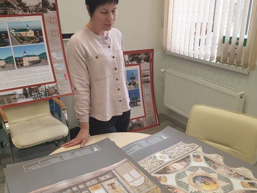О предложениях по очередности работ на объекте культурного наследия федерального значения