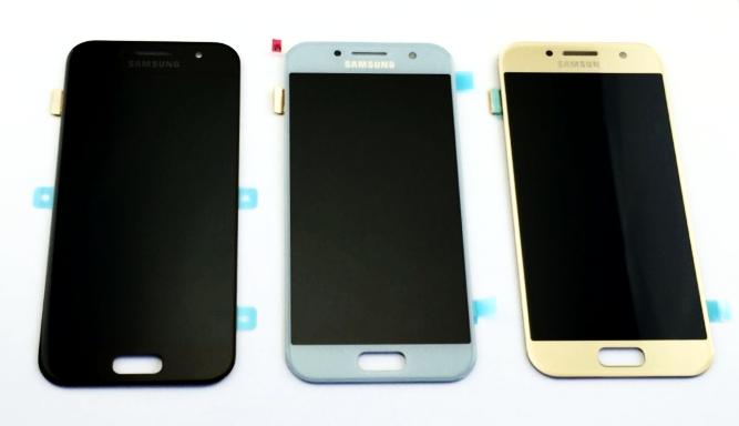 Дисплейный модуль в сборе Samsung Galaxy A5 (2017)