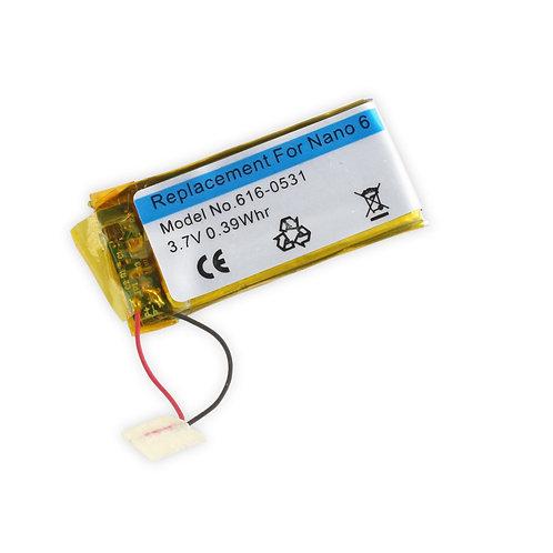 Аккумуляторная батарея iPod Nano 6th Gen large