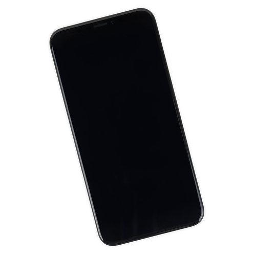 Дисплейный модуль iPhone X (черный)