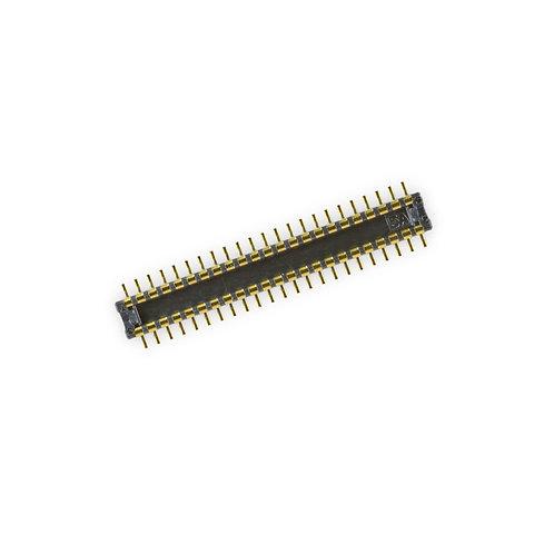Коннектор платы для шлейфа сенсора (дисплейного модуля) iPhone 5c