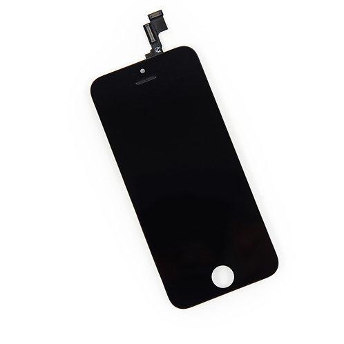Дисплейный модуль в сборе (черн.бел).iPhone SE
