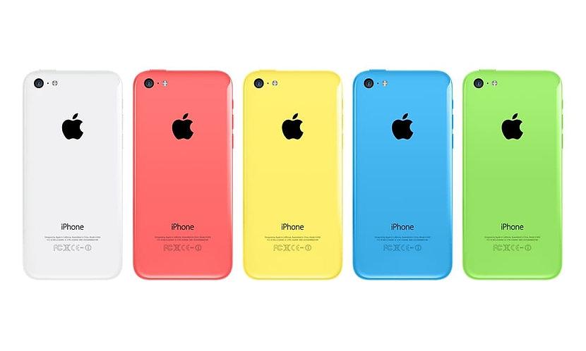 Корпус iPhone 5с