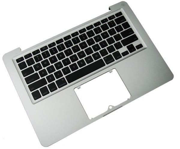 Передняя часть корпуса + клавиатура MacBook Pro 13