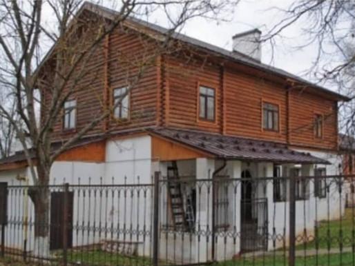 Палата на подворье Елиазаровского монастыря