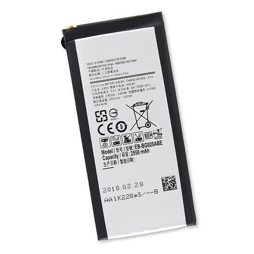 Аккумуляторная батарея Samsung Galaxy S6