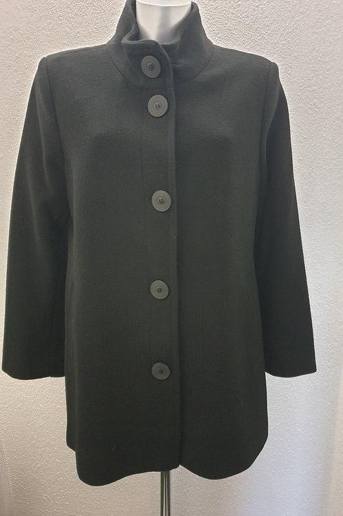 Manteau Noir REVER