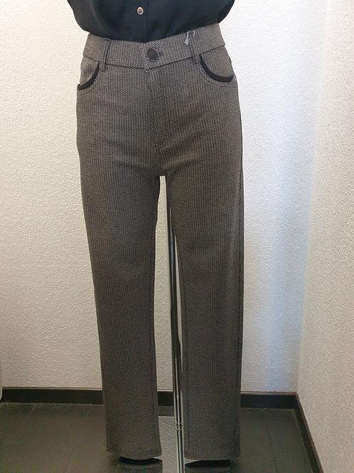 Pantalon Marron/noir/gris BARILOCHE