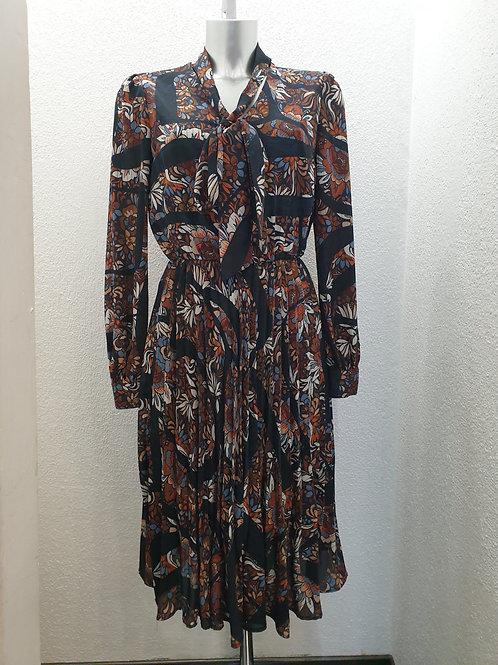 Robe plissée BARILOCHE
