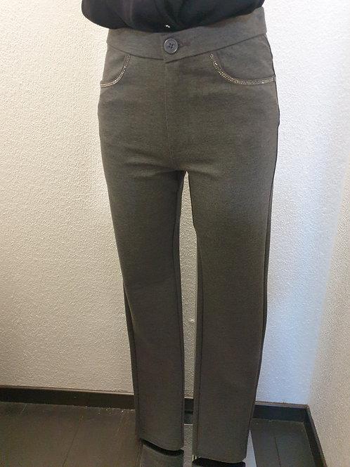 Pantalon Gris clair BARILOCHE
