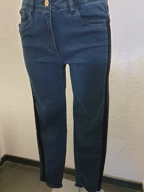 Pantalon Bleu foncé JOCAVI