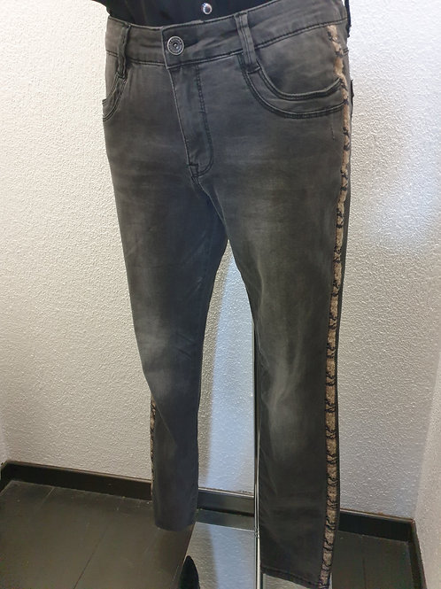 Pantalon Gris GEISHA