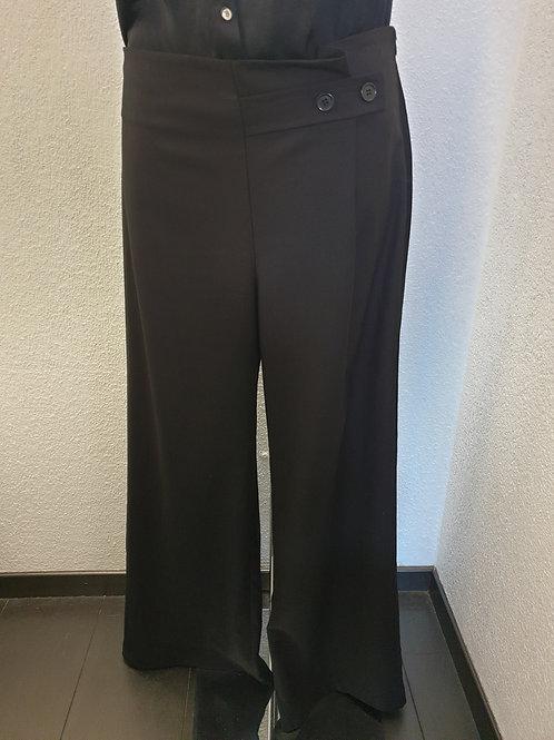 Pantalon Noir LA FEE MARABOUTEE