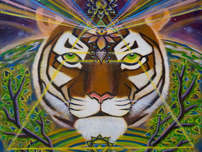 Third Eye of the Tiger