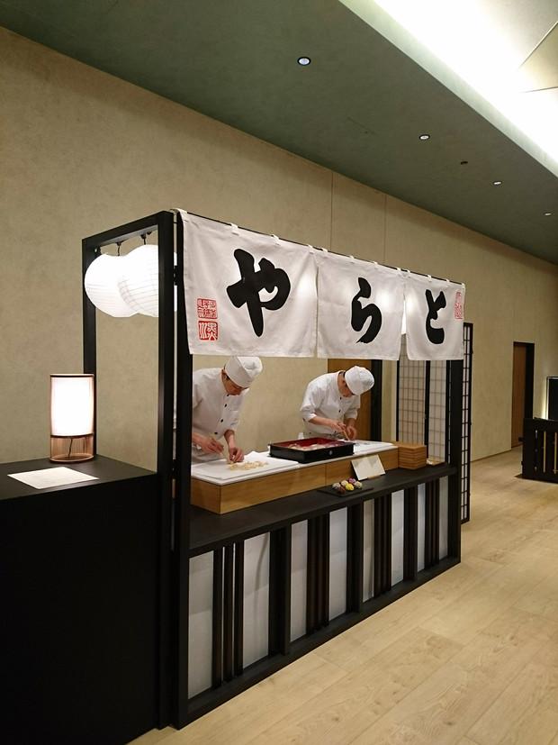 星のや東京「YATAI」:屋台什器設計