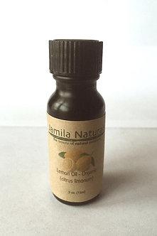 Lemon Oil - Organic