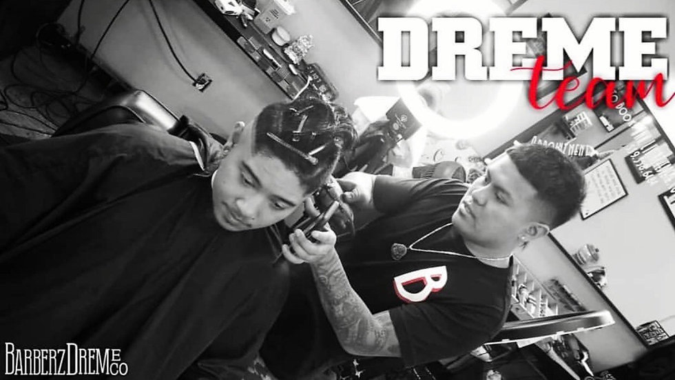 Barberz Dreme Co (B-Line T)
