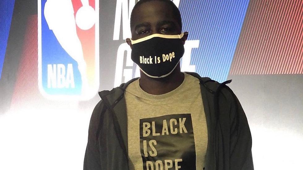 "Trending Topik Hashtag T's ""Black is Dope"""
