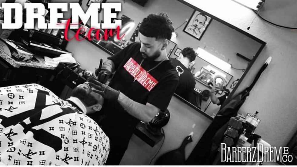 Barberz Dreme Co (Block T)