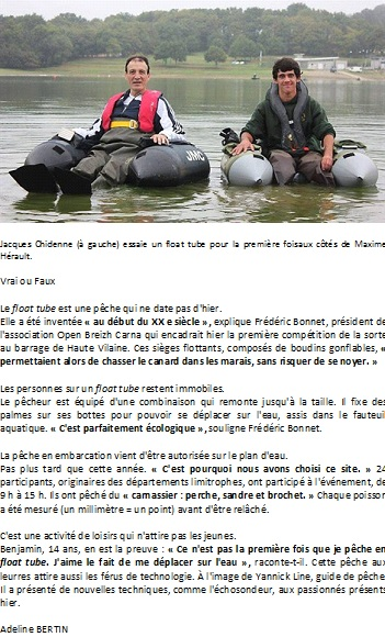 Open Breizh Carna 35 1ere édition