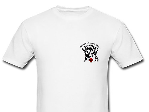 Short Sleeve Tee, White