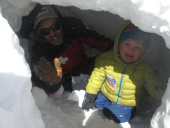 Snow Safety Starts Young