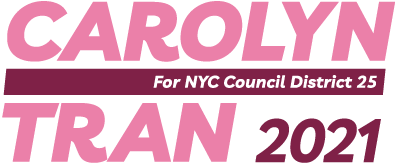 Carolyn Tran for NYC Council District 25 (2021)