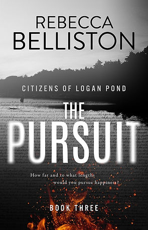 The Pursuit by Rebecca Belliston