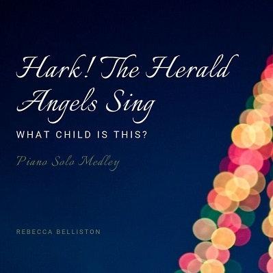 HARK THE HERALD MEDLEY (Piano Solo/MP3)