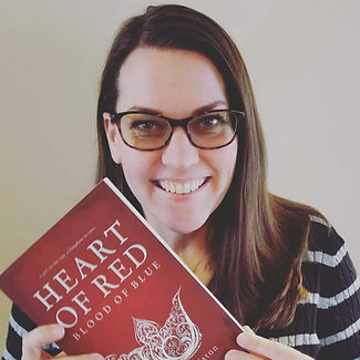Heart of Red release