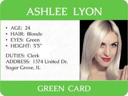 More on Ashlee