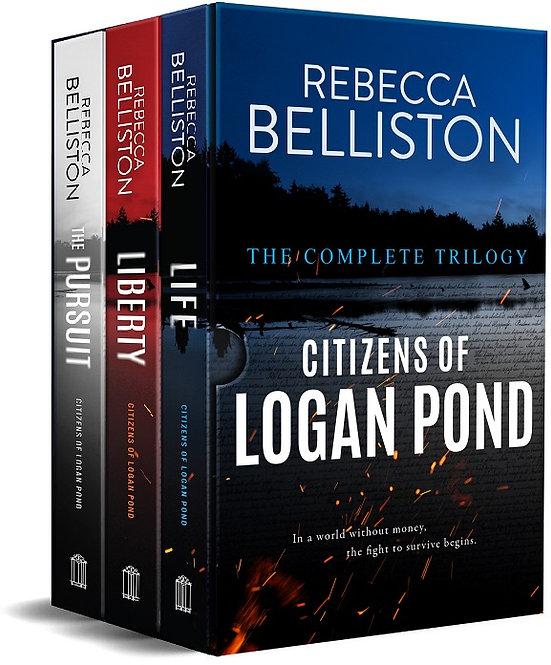 CITIZENS OF LOGAN POND (Complete Trilogy)