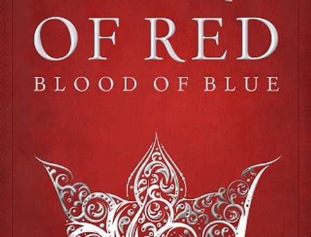 HEART OF RED, BLOOD OF BLUE (Book Club Questions)