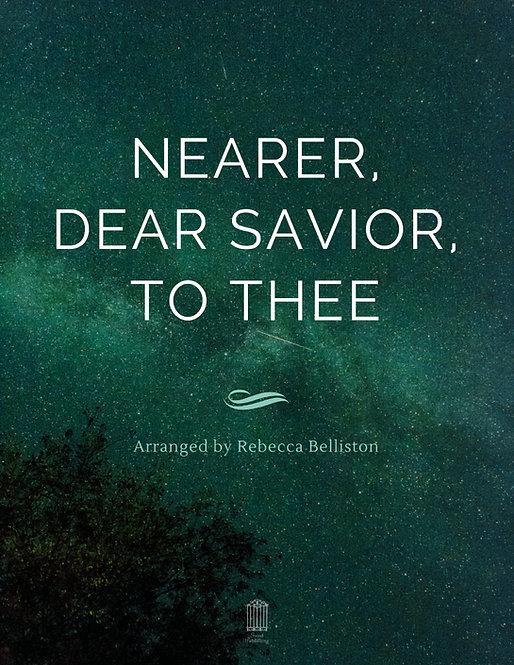 NEARER, DEAR SAVIOR, TO THEE (Violin Solo)