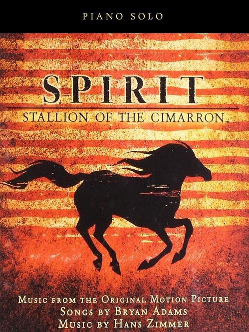RUN FREE: SPIRIT STALLION OF THE CIMARRON (Piano Solo)