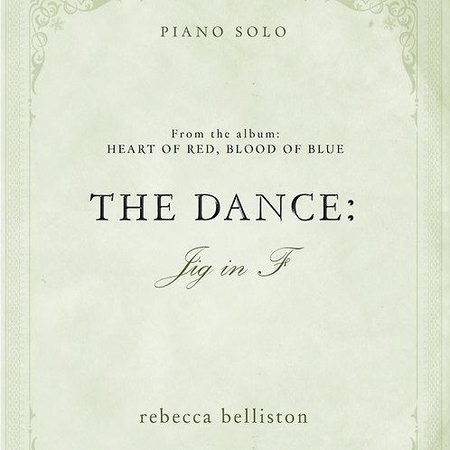 JIG IN F: THE DANCE (Piano Solo/MP3)
